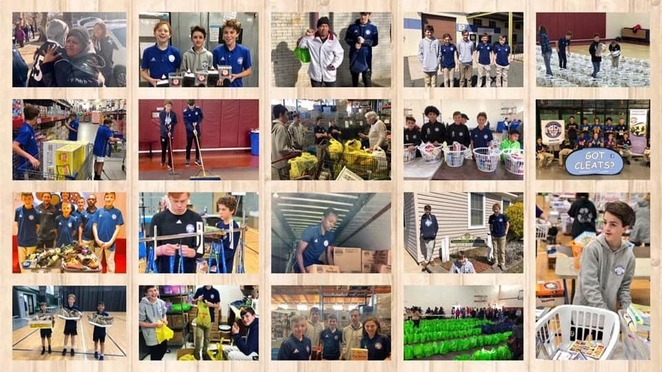 Internships & Volunteer Work Experiences