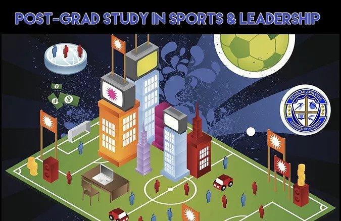Post-grad study in sports & leadership